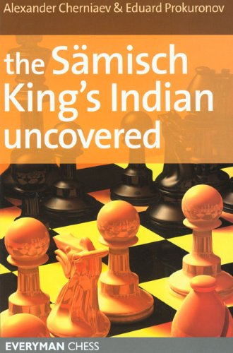 The Samisch King's Indian Uncovered - download book