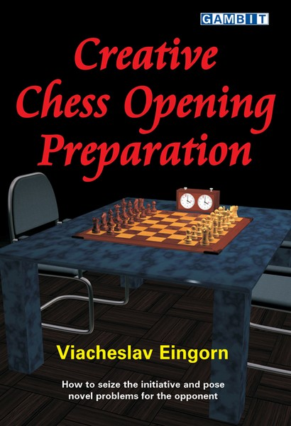 Creative Chess Opening Preparation