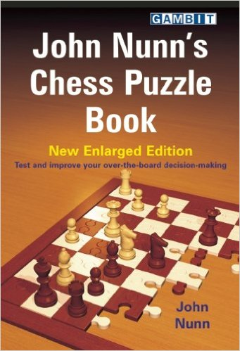 John Nunn's Chess Puzzle Book - download