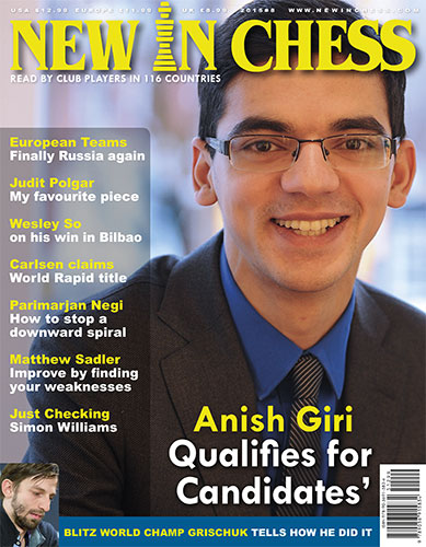 New In Chess 2012-2015 - download