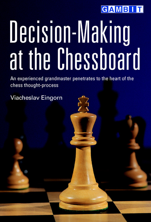 Decision-Making at the Chessboard - download book