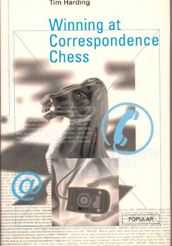 Winning at Correspondence Chess - download book