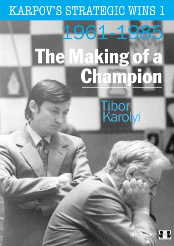 Karpov's Strategic Wins: 1,2 - download books