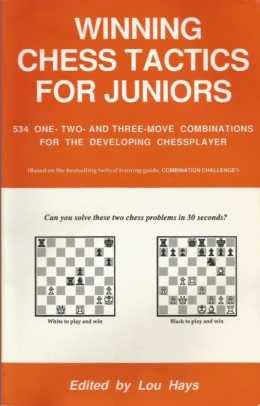 Winning Chess Tactics for Juniors - download book
