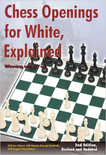 Chess Openings for White, Explained: Winning with 1.e4 - download book
