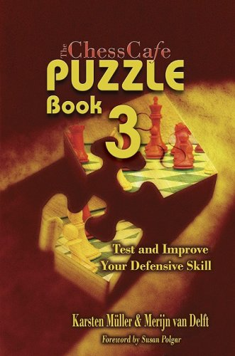 The ChessCafe Puzzle Book 1, 2 & 3 — download
