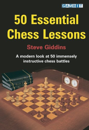 50 Essential Chess Lessons - download book