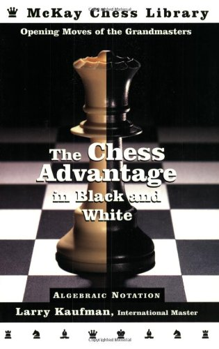 The Chess Advantage in Black and White - download book