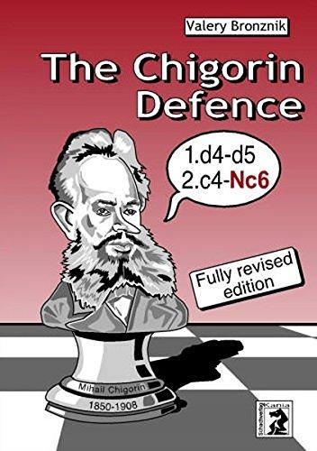 The Chigorin Defence, Valery Bronznik - download book