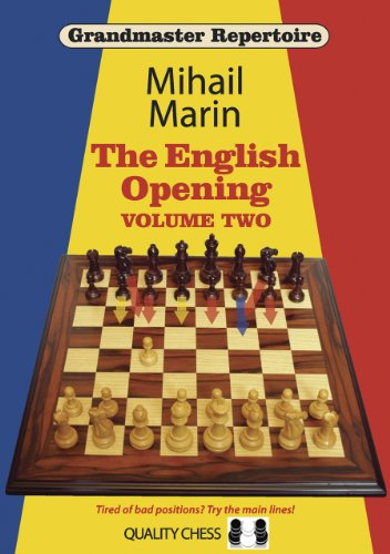 Grandmaster Repertoire 3,4,5 - The English Opening, Vol. 1,2,3 - free download book