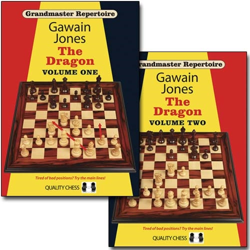 The Dragon, Gawain Jones, Volumes One and Two - free download book