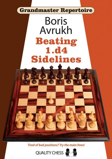 Grandmaster Repertoire 11: Beating 1.D4 Sidelines - download book