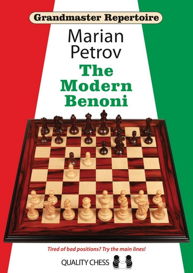 Grandmaster Repertoire 12: The Modern Benoni - free download book