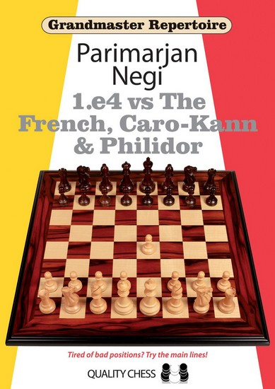Grandmaster Repertoire: 1.e4 vs The French, Caro-Kann and Philidor - download book