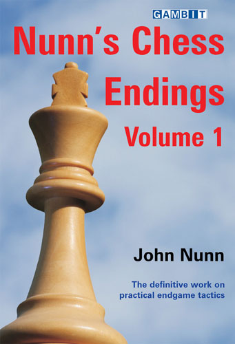 Nunn's Chess Endings, Volume 1, 2 — free download book