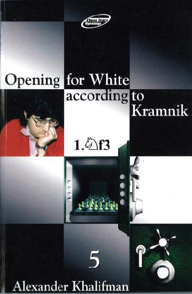 Opening for White according to Kramnik — download book