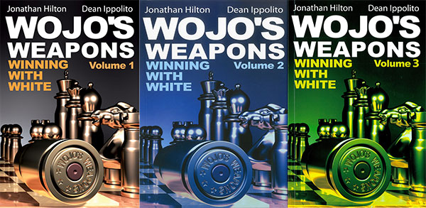 Wojo's Weapons: Winning With White, Volume 1,2,3 — download book
