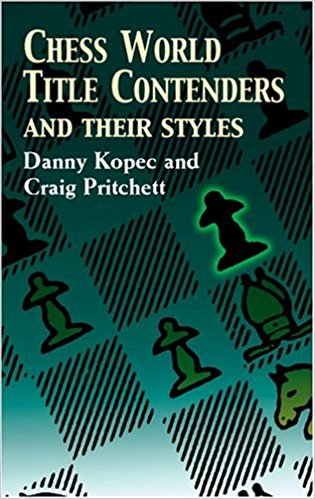 Chess World Title Contenders and Their Styles — free download book