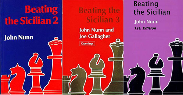 Beating the Sicilian, Vol. 1, 2 & 3 - download book
