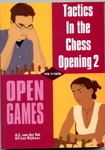 Tactics in the Chess Opening 2: Open Games - download book