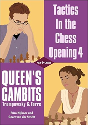 Tactics In the chess Opening 4: Queen's Gambits, Trompowsky & Torre — free download book