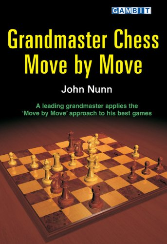 Grandmaster Chess Move by Move — download book