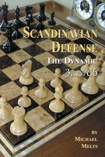 Scandinavian Defense: The Dynamic 3... Qd6 — free download book