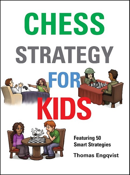 Chess Strategy for Kids — download book