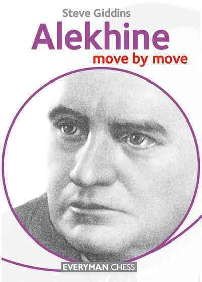 Alekhine: Move by Move — download book