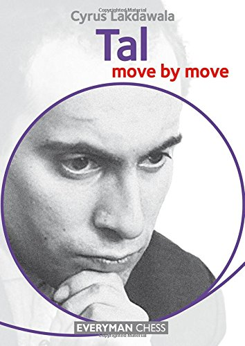 Tal: Move by Move — download book