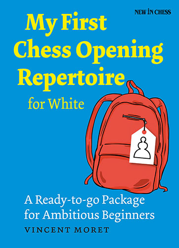 My First Chess Opening Repertoire for White — download book