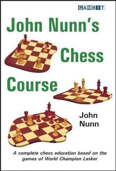 John Nunn's Chess Course — free download book