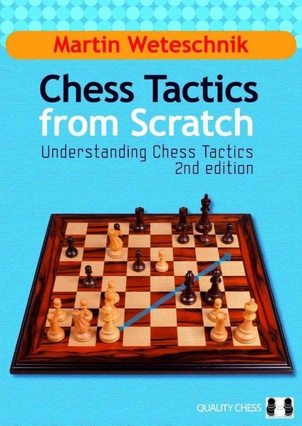 Chess Tactics from Scratch — download book