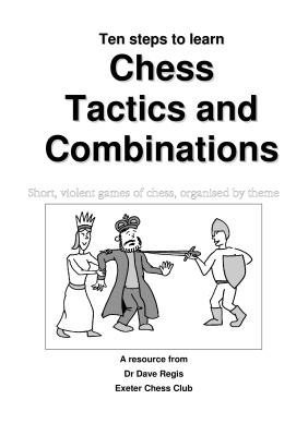 Ten Steps to Learn Chess Tactics and Combinations — download book