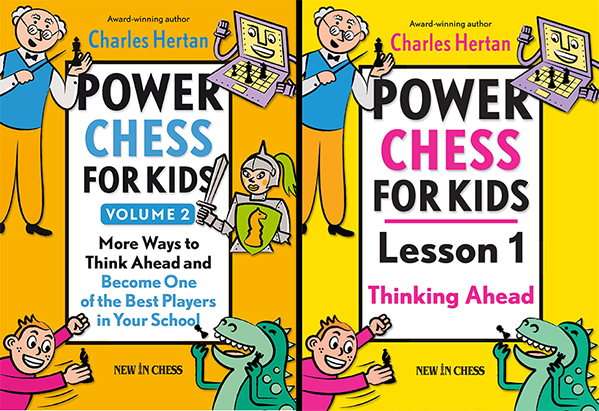 Power Chess for Kids, Vol. 1,2