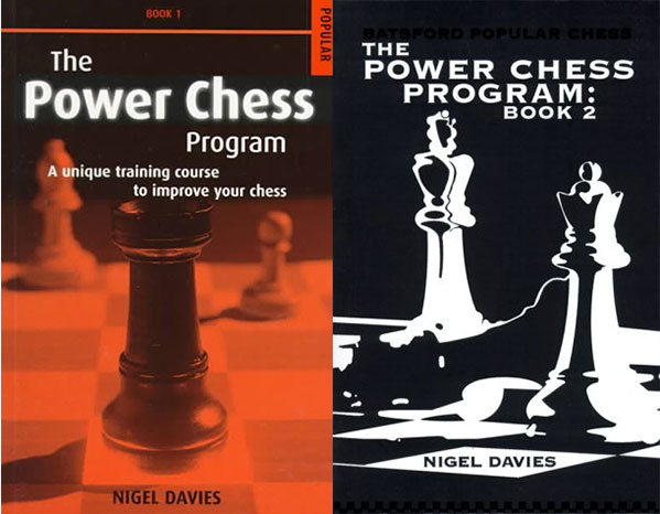 The Power Chess Program, Book 1, 2