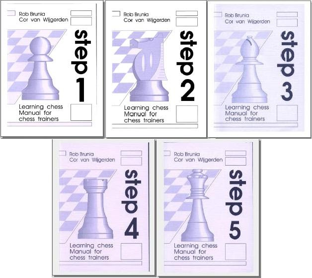 Manual for Chess Trainers Step 1, 2, 3, 4, 5