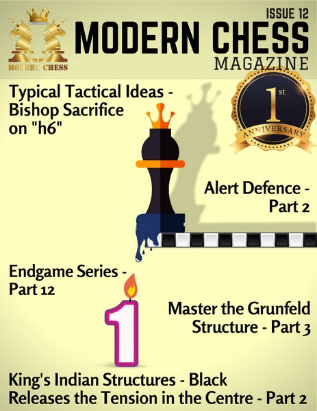 Modern Chess Magazine 2017 Issue 12