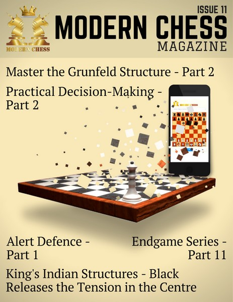 Modern Chess Magazine 2016 Issue 11
