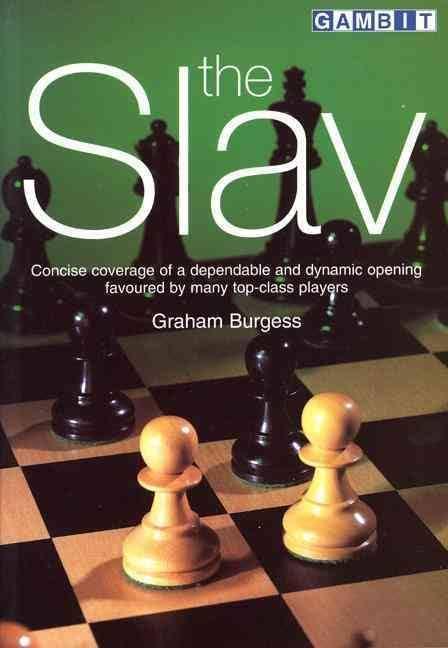 The Slav, Graham Burgess — download book