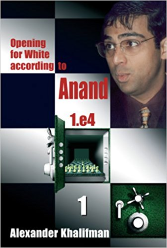 Opening for White according to Anand, Vol. 1-11