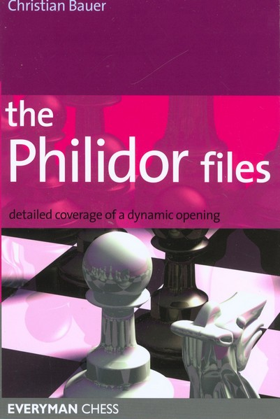 Philidor Files: Detailed Coverage Of A Dynamic Opening - free download
