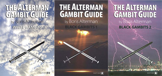 Alterman Gambit Guide: White and Black Gambits — download book