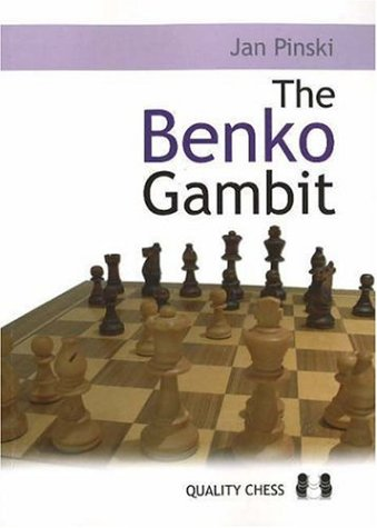 The Benko Gambit, Jan Pinski