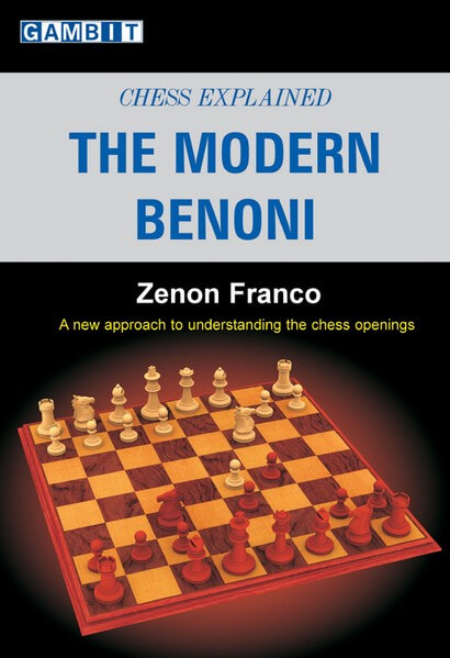Chess Explained: The Modern Benoni - download book