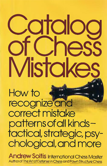 Catalog of Chess Mistakes - download book