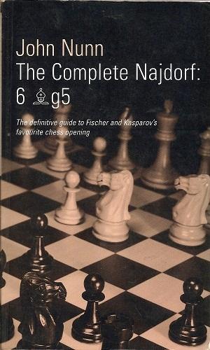The Complete Najdorf: 6 Bg5