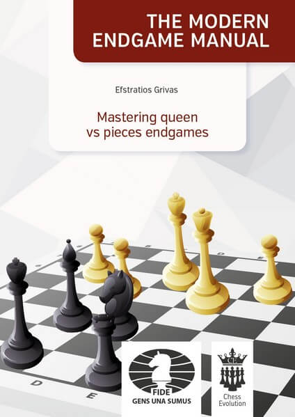 The Modern Endgame Manual - Mastering Queen vs. Pieces Endgames