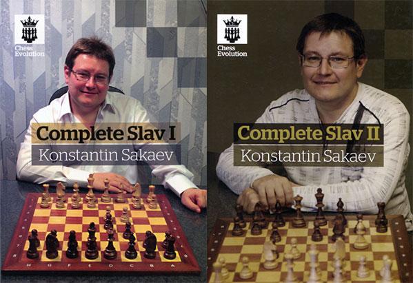 Complete Slav: I and II part, Sakaev