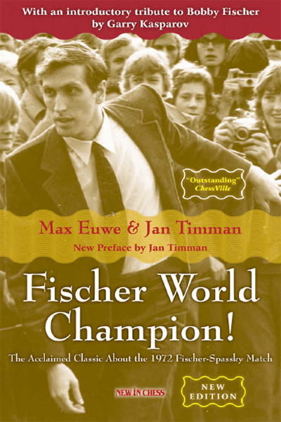 Fischer World Champion!: Finally Available in English